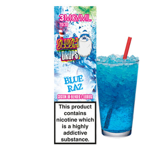 SLUSH DROPS 10ml - £1 E-LIQUID