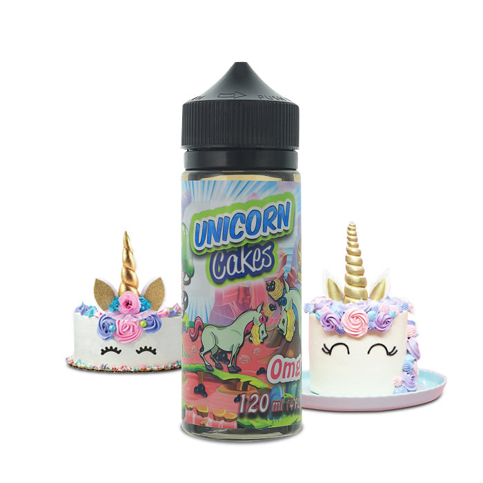UNICORN CAKES 100ML