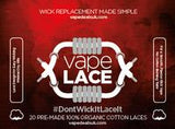VAPE LACE COTTON