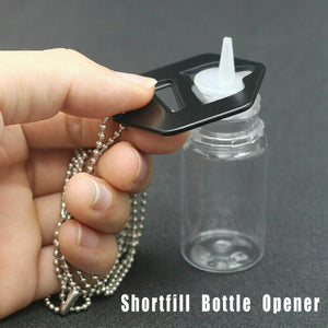 SHORTFILL E-LIQUID BOTTLE CAP OPENER
