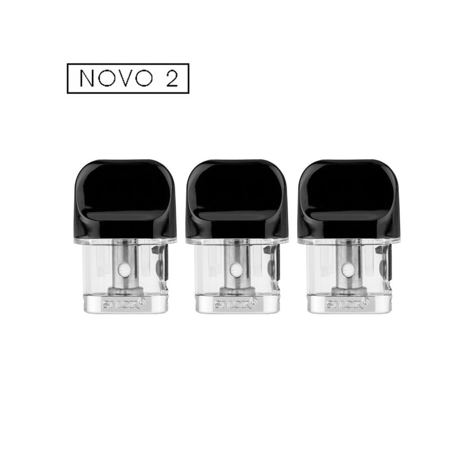SMOK NOVO 2 REPLACEMENT PODS (3PACK)