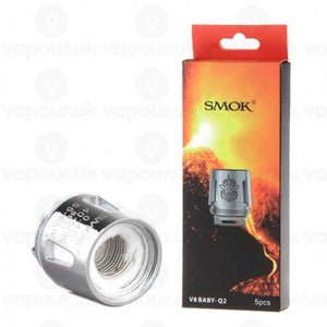 SMOK TFV8 BABY COILS (5PACK)