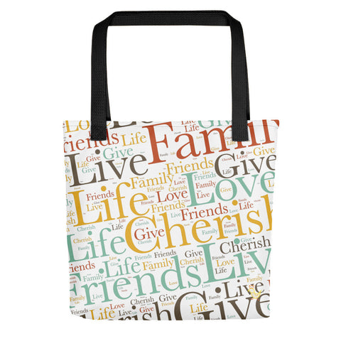 The All You Need In Life Tote Bag