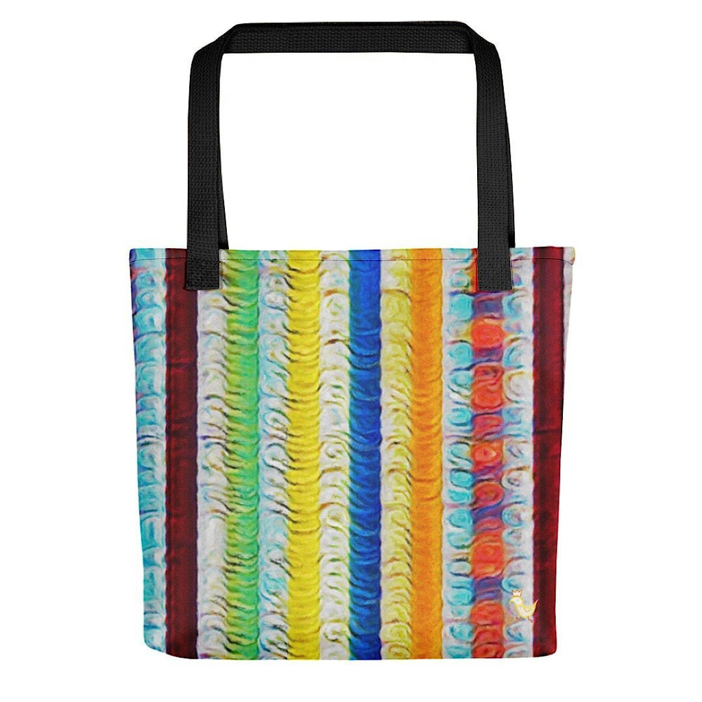 Going To The Gallery Tote Bag