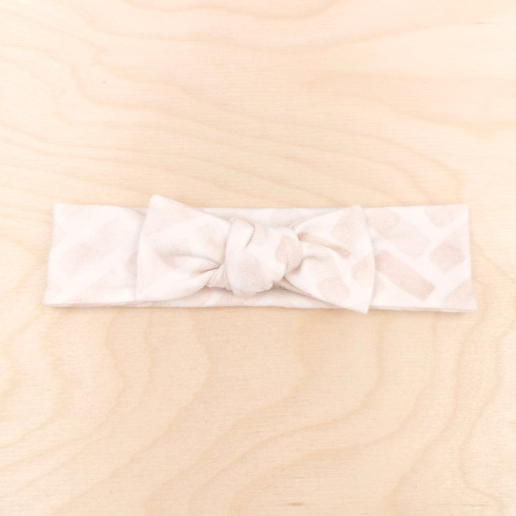 Barely Blush Bow-Band