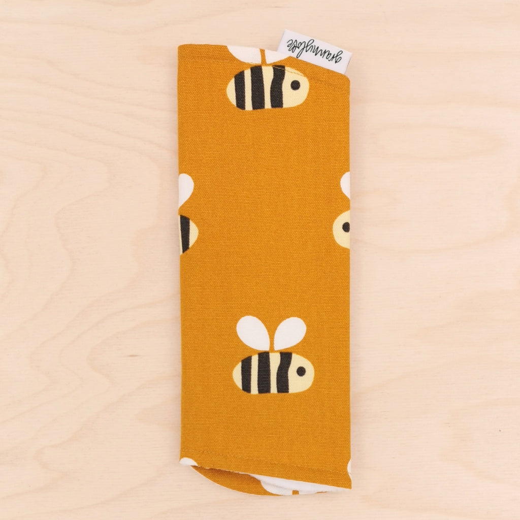 Big Buzz Burp Cloth