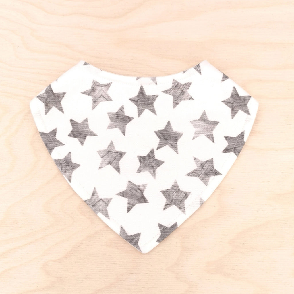 Grey Stars Dribble Bib