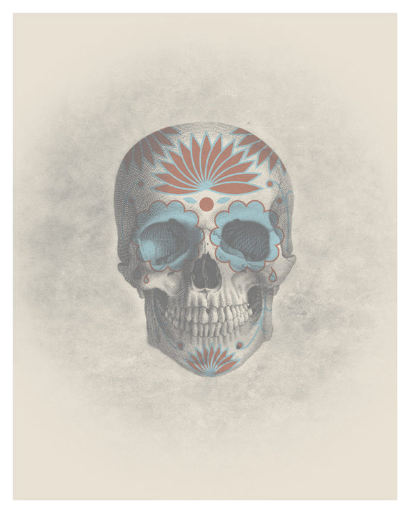 Day of the Dead Print