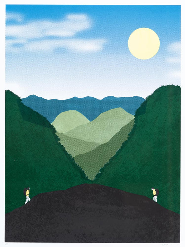Nature Lovers Screen Print