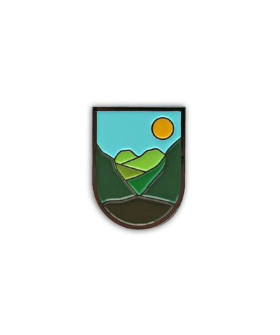 Nature Lovers Pin
