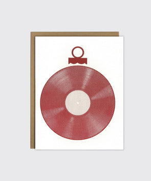 Red Record Card