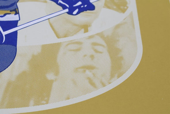 Slap Shot Screen Print