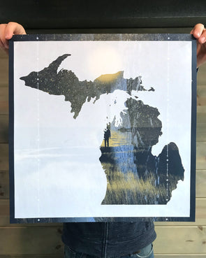 Michigan Test Prints