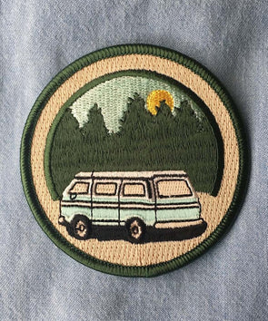 Van Life Patch