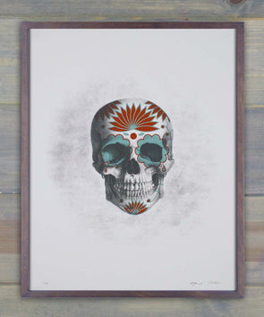 Day of the Dead Screen Print