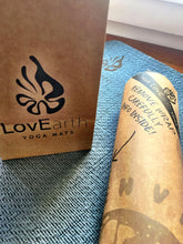Load image into Gallery viewer, LovEarth Charcoal Yoga Mat Without Bag - Out of Stock