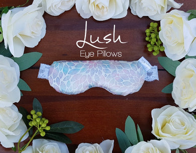Lush Child Size Linseed and Lavender Eye Pillow - Dahliah