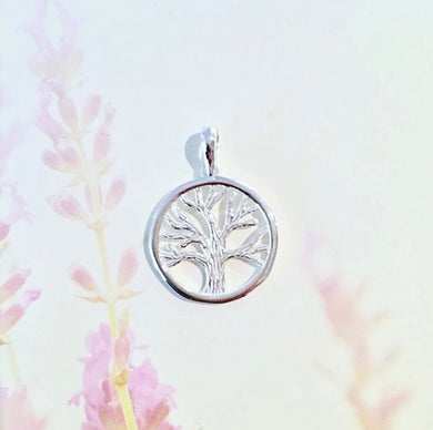 Stirling Silver Tree of Life Pendant