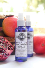 Load image into Gallery viewer, Yoga Mat Spray / Odour Neutraliser / Intention Setting / Gym Bag spray: Midnight Pomegranate