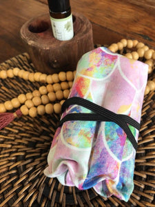 Essential Oil Rollerball Pouch - Mermaid Inspired