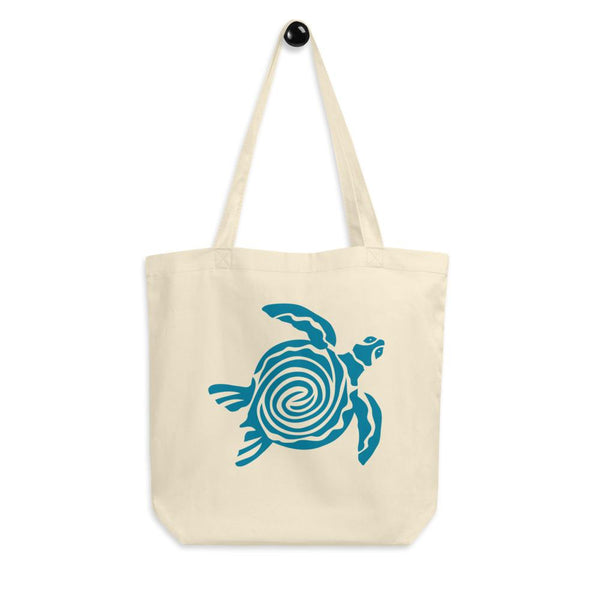 Eco Tote Bag - Save The Turtles