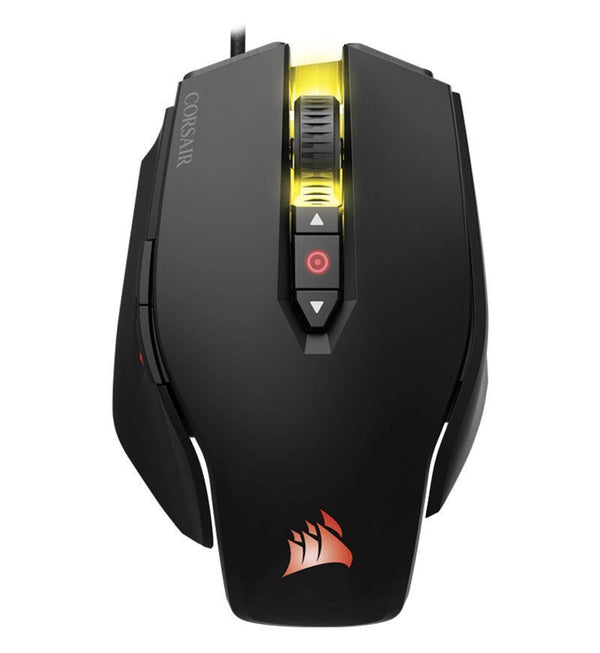 Corsair Gaming M65 Pro RGB FPS 12,000 DPI Optical Mouse — Black