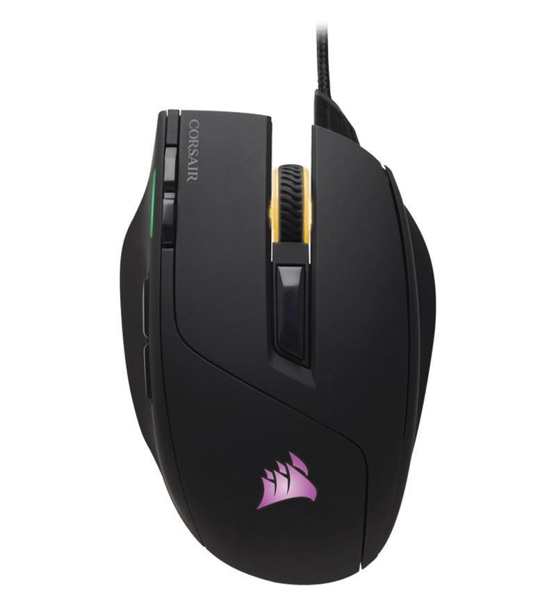 Corsair Gaming Sabre RGB 10,000 DPI Lightweight Optical Mouse