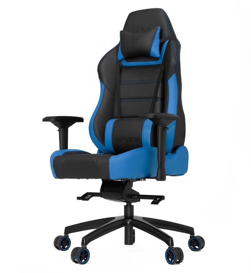 Vertagear Racing Series PL6000 Chair — Black/Blue