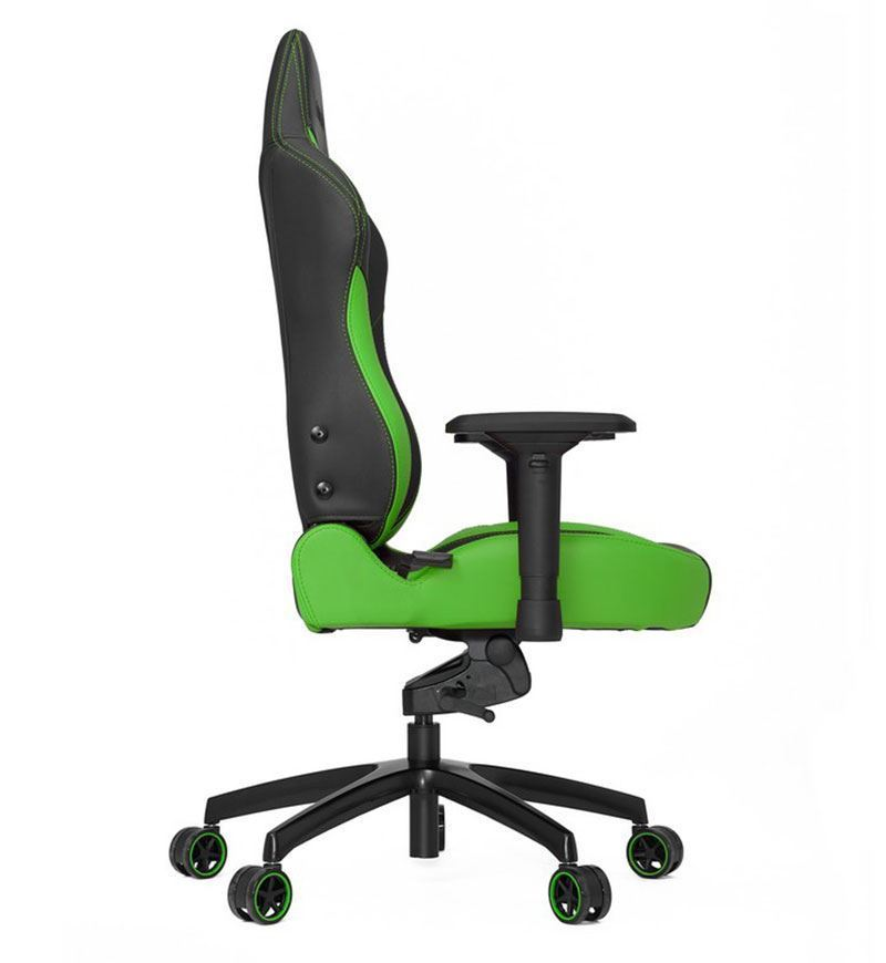 Vertagear Racing Series PL6000 Chair — Black/Green