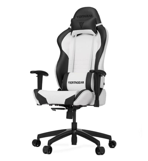 Vertagear Racing Series SL2000 Chair — White/Black