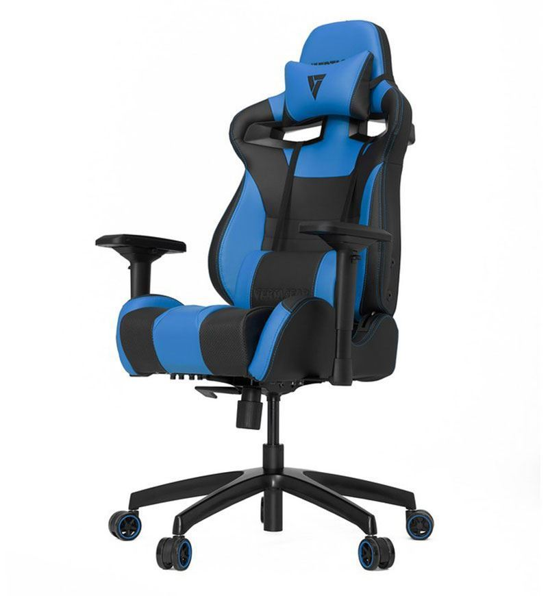 Vertagear Racing Series SL4000 Chair — Black/Blue