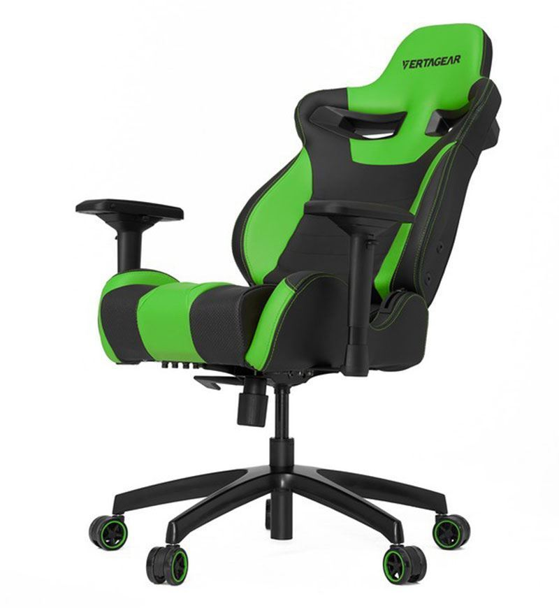 Vertagear Racing Series SL4000 Chair — Black/Green
