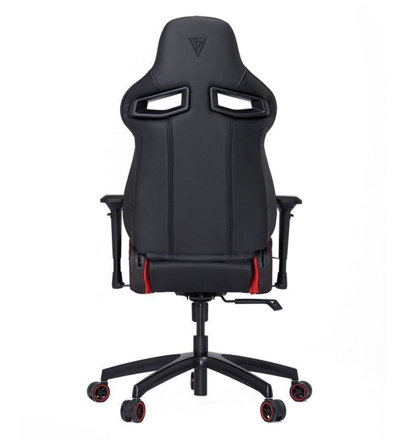 Vertagear Racing Series SL4000 Chair — Black/Red