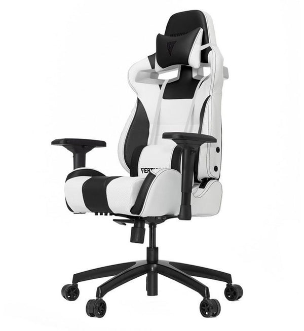Vertagear Racing Series SL4000 Chair — White/Black