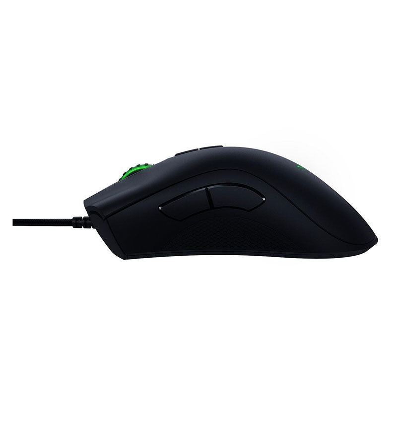 Razer Deathadder Elite 16,000 DPI Optical Mouse — Black