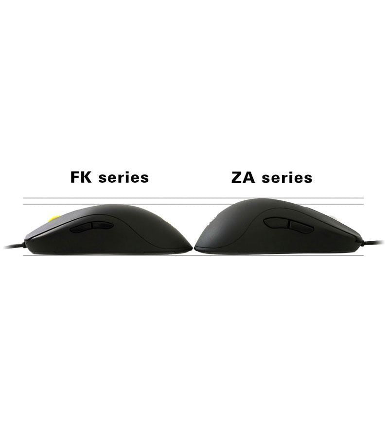 ZOWIE ZA12 Ambidextrous 3,200 DPI Optical Mouse