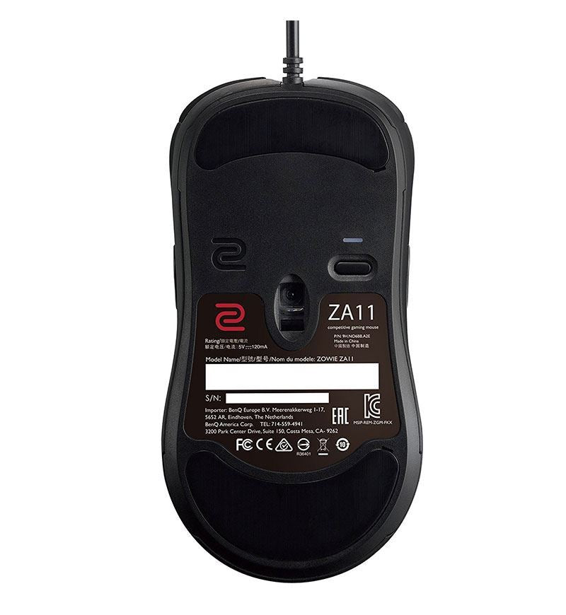 ZOWIE ZA11 Ambidextrous 3,200 DPI Optical Mouse