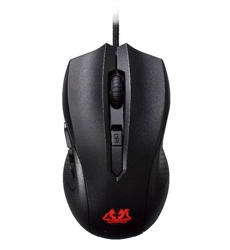 Asus Cerberus Ambidextrous 2,500 DPI Optical Mouse