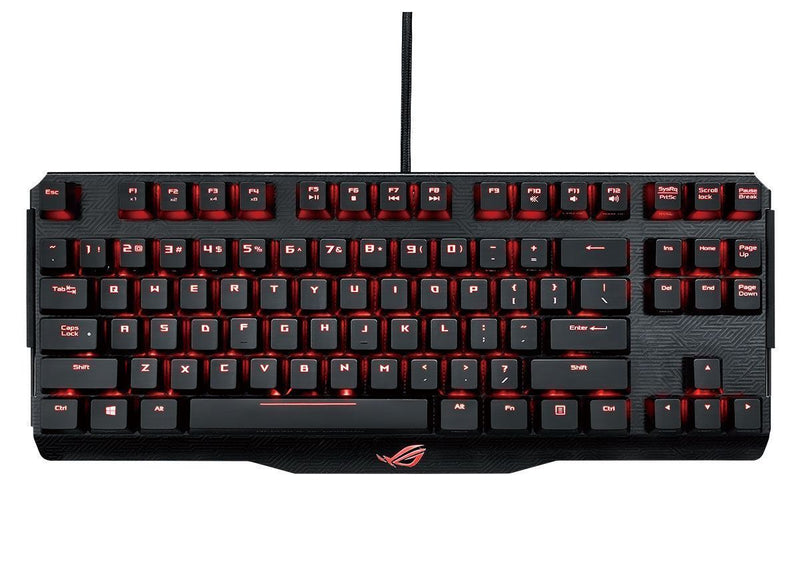 Asus ROG Claymore RGB Mechanical Keyboard - Cherry MX Brown Switches
