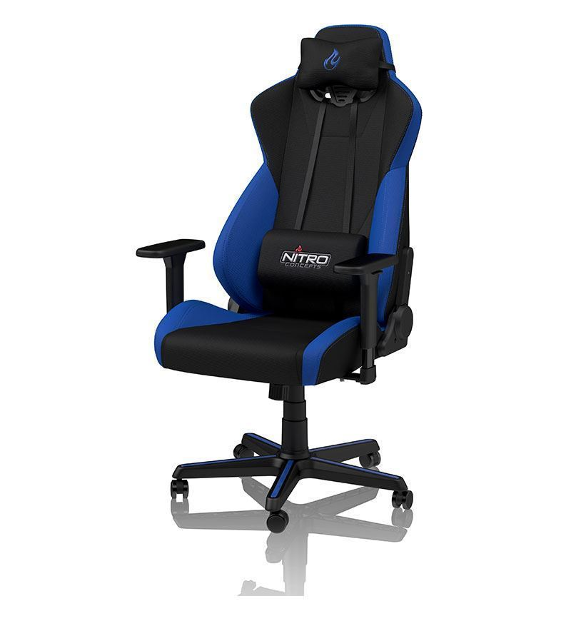 Nitro Concepts S300 Fabric Chair - Galactic Blue