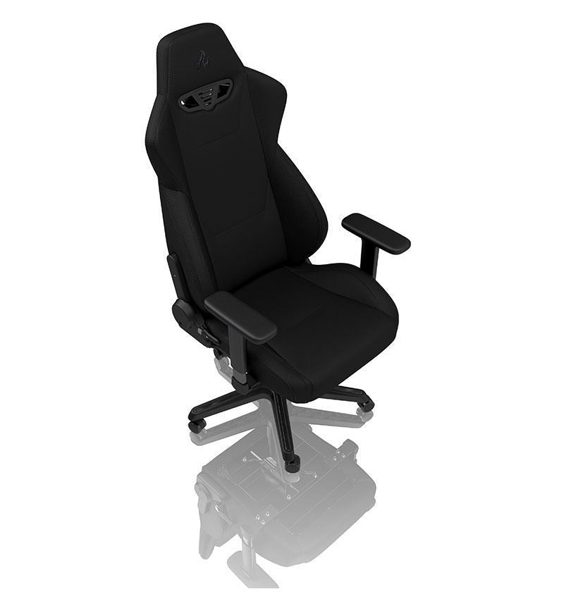 Nitro Concepts S300 Fabric Chair — Stealth Black