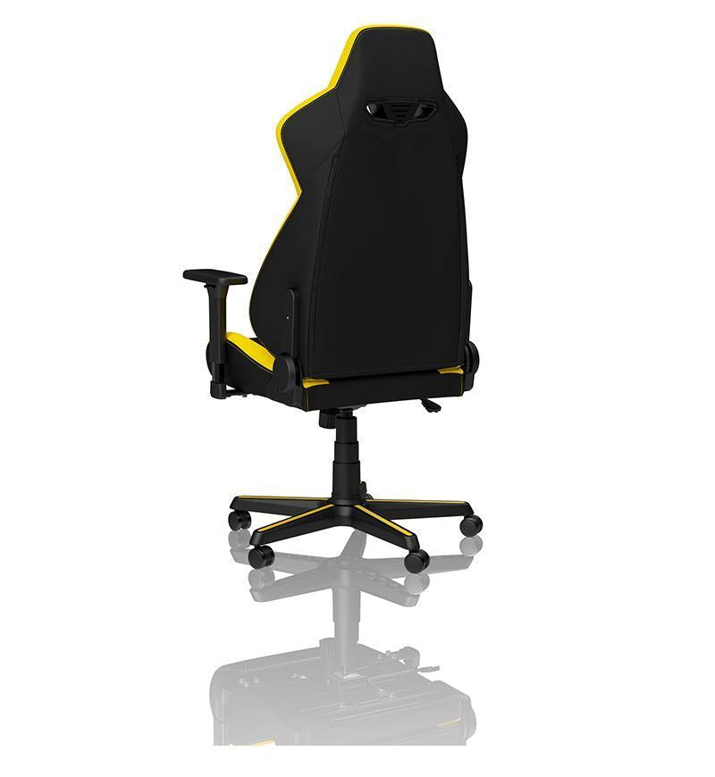 Nitro Concepts S300 Fabric Chair — Astral Yellow