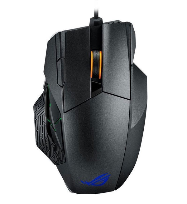 Asus ROG Spatha Wireless 8,200 DPI Laser MMO Mouse
