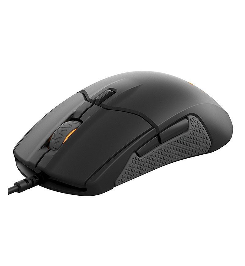 SteelSeries Sensei 310 Ambidextrous 12,000 DPI Optical Mouse - Black