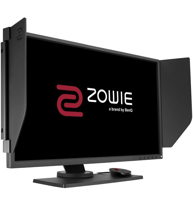 "ZOWIE XL2546 24.5"" 240Hz LED 1ms Full HD Esports Monitor w/ DyAc Tech, Adjustable Stand & Shield"