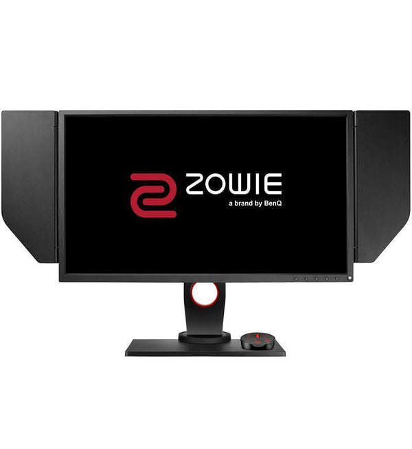 "ZOWIE XL2536 24.5"" 144Hz LED 1ms Full HD Esports Monitor w/ DyAc Tech, Adjustable Stand & Shield"