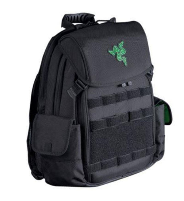 "Razer Tactical Backpack — Up to 14"" Laptop"
