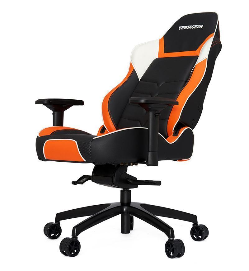 Vertagear Racing Series PL6000 Chair — Black/Orange
