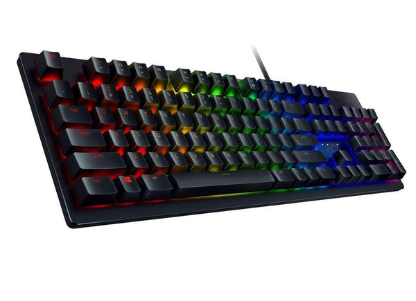 Razer Huntsman Chroma Keyboard — Razer Opto-Mechanical Switches