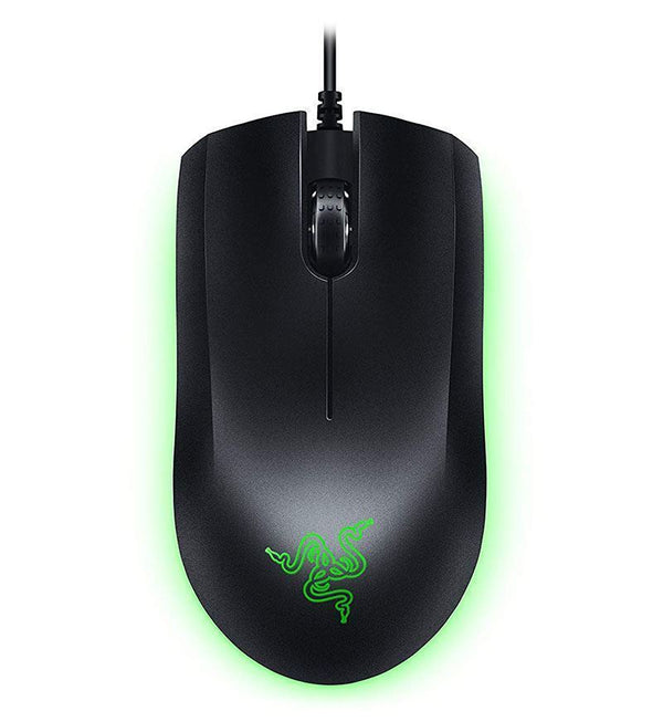 Razer Abyssus Essential Ambidextrous 7,200 DPI Optical Mouse —Black
